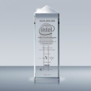 Company-Events-3D Crystal Award034-Design-C-Front