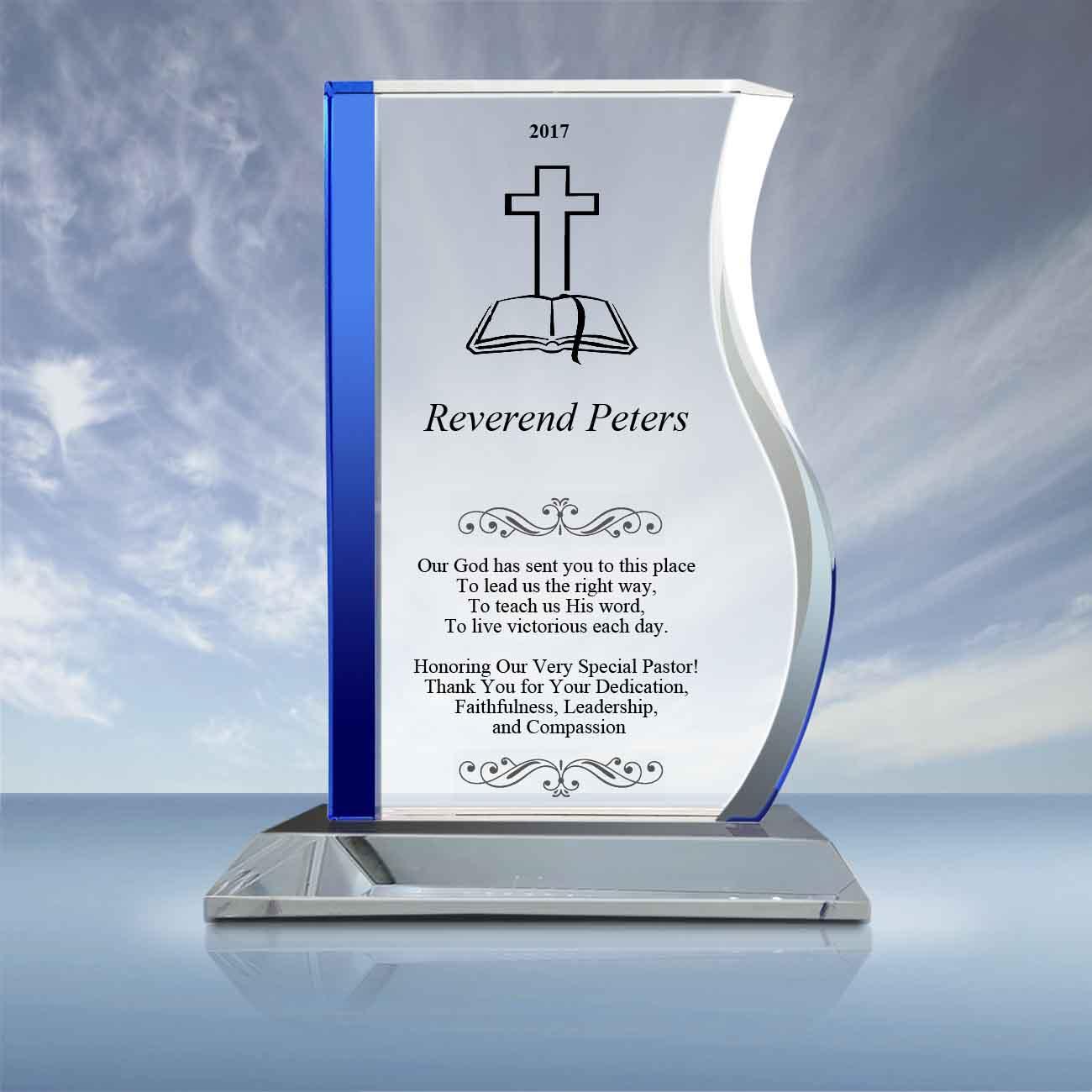 words for a plaque of appreciation