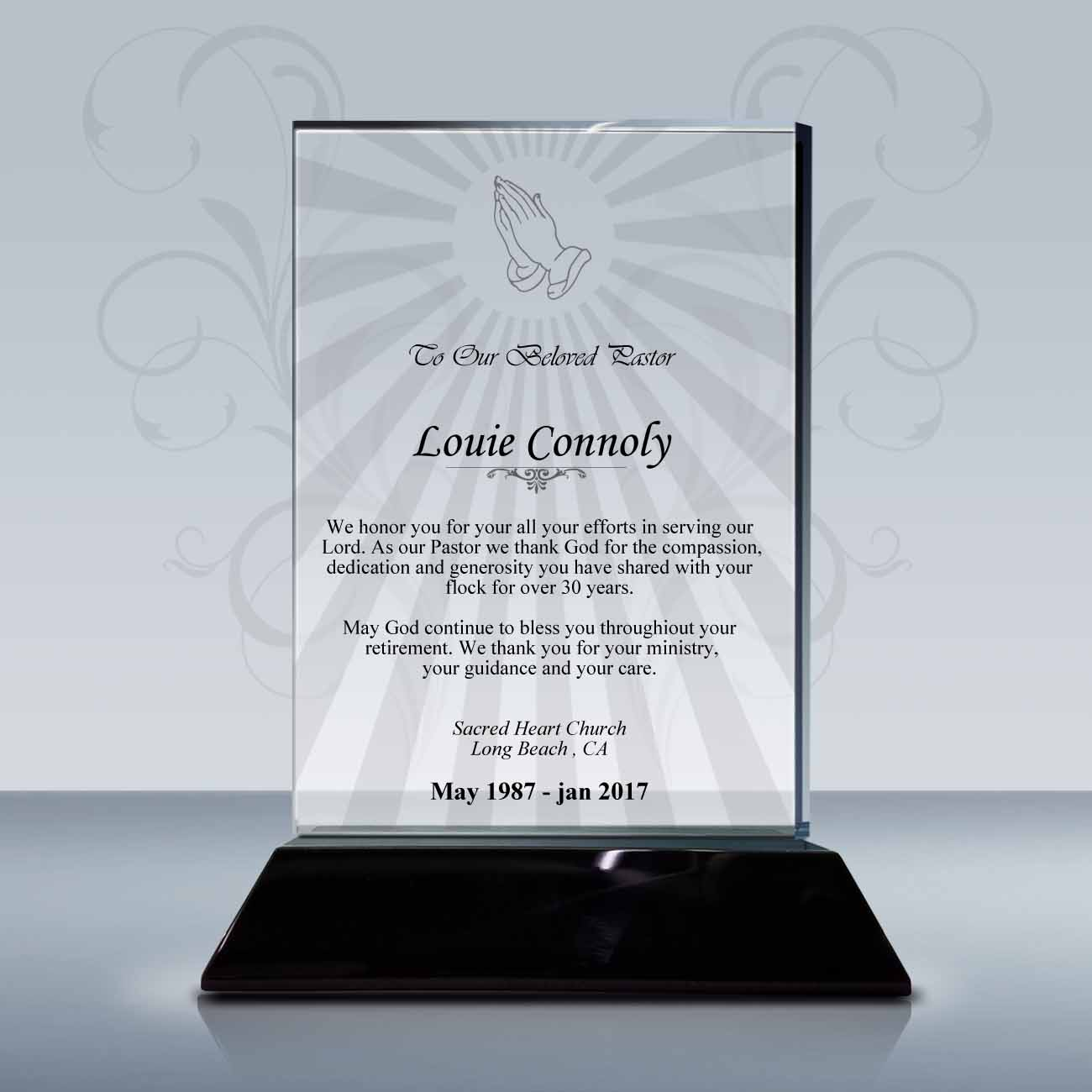 Pastor Retirement Gift-018-Design A