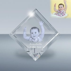 Baby-and-Pet-Photo 3D CrystalA1806-Design-A