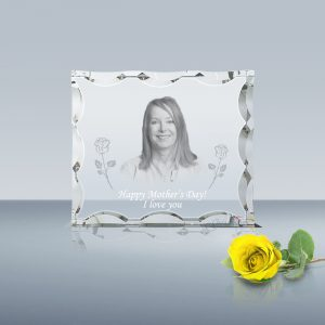 3d Crystal Mother-026-Design-B-Horizontal