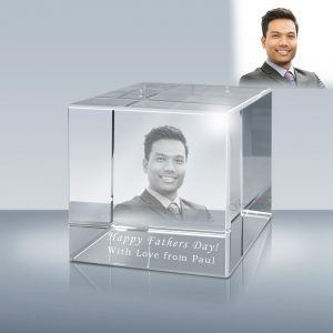 Father-3D crystal -A1804-Design-A-1
